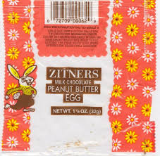zitner s butter eggs mike s candy bar page zitners peanut butter egg