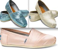 wedding shoes toms tom s wedding shoes eco beautiful weddings the e magazine