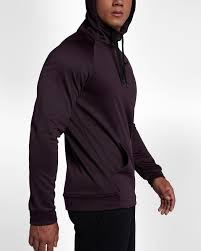 nike therma men u0027s training hoodie nike com