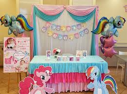 My Little Pony Party Decorations 13 Best My Little Pony Parties Images On Pinterest Ponies My