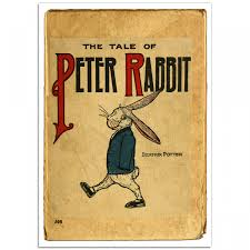rabbit poster the tale of rabbit children s book cover poster just posters