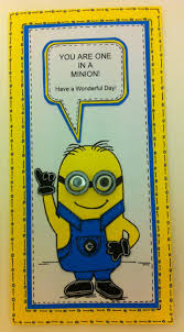 birthday card free images birthday card with email one in a minion birthday card tutorial email me for free template