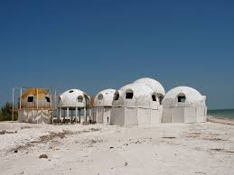 deserted places the mysterious dome houses in southwest florida