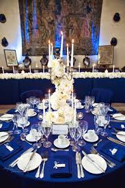 wedding flowers kent penshurst place wedding table settings navy blue table setting