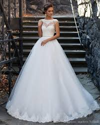 wedding dress with sleeves lace gown wedding dresses cap sleeve appliques beaded