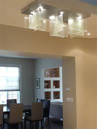 Chandelier For Living Room Modern Glass Panels Chandelier Modern Living Room Miami By