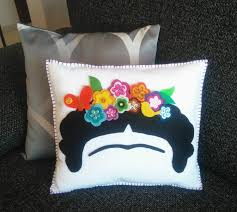 Home Decorators Pillows Popular Items For Mexican Pillow On Etsy Decor Cushion Frida Kahlo