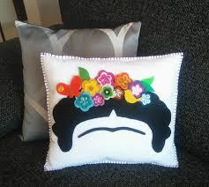 popular items for mexican pillow on etsy decor cushion frida kahlo
