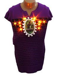 light up ugly christmas sweater dress womens girls ugly lightup krus christmas sweater dress arizona