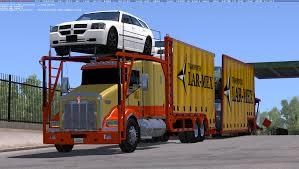 kenworth t800 truck kenworth t800 beta truck ats mod american truck simulator mod