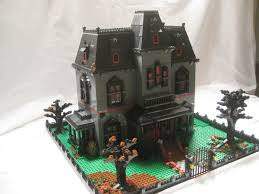 lego ideas haunted mansion
