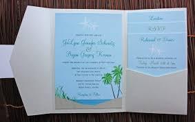 pocket fold wedding invitations cheap cards wedding invitation