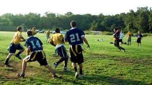 Flag Football Pants Intramural Football League At The College Of Charleston Youtube