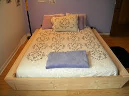 Make Your Own Bed Frame Bedroom Design Your Bed Children S Bed Plans Built In