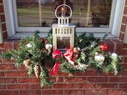 Christmas Window Decorations by Christmas Window Box Christmas Crafts Pinterest Christmas