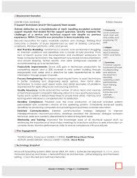 application support resume examples free resume example and