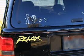 Car Meme Stickers - these family stickers don t seem very family friendly imgur