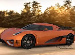 koenigsegg orange koenigsegg raseri envisions next stage in the evolution of the