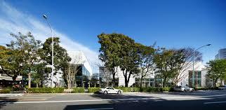 daikanyama t site klein dytham architecture klein dytham architecture s daikanyama t site is a campus like complex for tsutaya