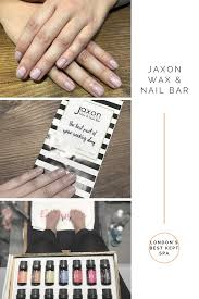 jaxon wax u0026 nail bar london loverosiee