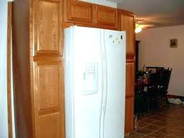 built in refrigerator cabinet built in refrigerator cabinet wine refrigerator built into cabinets