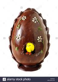 Decorating Easter Eggs Tradition by Traditional Decorated Chocolate Easter Eggs Stock Photo Royalty