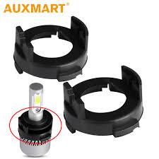 hyundai elantra headlight bulb aliexpress com buy auxmart for hyundai elantra mistra azera