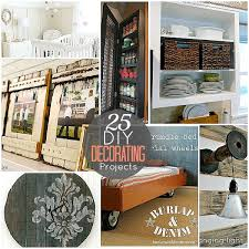 home project ideas 25 diy decorating projects that you are inspired to do