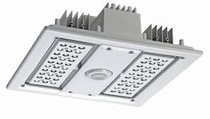 led gas station light outdoor lighting cree lights gas station and food mart atl airport