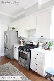 kitchen update farmhouse cottage style decorating ideas the
