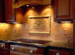 beautiful decorative tile inserts kitchen backsplash home