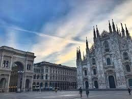Milan Cathedral Floor Plan by Milan The Fit Wanderluster