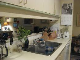 a majority of two the world u0027s smallest kitchen