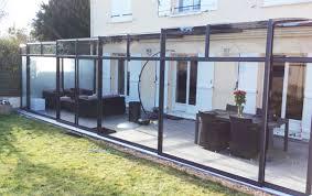 terrasse transparente une terrasse couverte transparente mais intime verandream abri