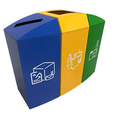 poubelles de bureau trelleborg b poubelle de tri sélectif design modulaire pour l usage
