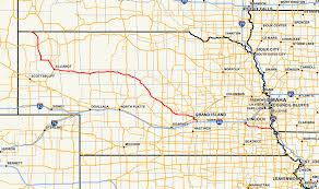 U S Route 6 In Iowa Wikipedia Nebraska Highway 2 Wikipedia