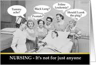 Congratulations Nurse Card Funny Nurses Day Cards From Greeting Card Universe