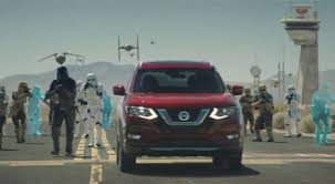 nissan rogue one helmet nissan goes rogue for rogue one a star wars story