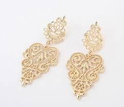 gold chandelier earrings gold chandelier earrings buying guide ebay