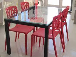 table de cuisine avec chaise table cuisine avec chaise en dessous de génial intérieur modèle