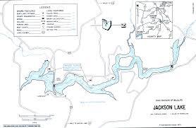 Printable Map Of Ohio by Jackson Lake Fishing Map Southeast Ohio Go Fish Ohio