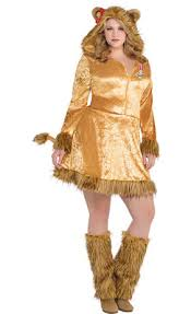 lion costume cowardly lion costume the wizard of oz party city canada