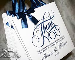 wedding gift bags wedding gift bags etsy
