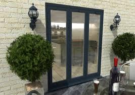Aluminium Patio Doors Aluminium Bifold Doors Grey Aluminium Patio Doors Climadoor