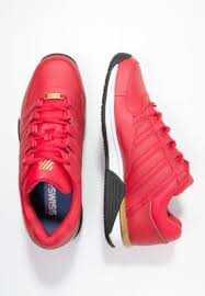 low top trainers k swiss baxter trainers ribbon white