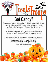 angels halloween city soldiers u0027 angels soldiers u0027 angels treats for troops