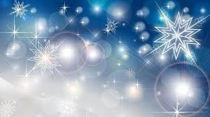 winter winter snowflake lights blue christmas shine new years