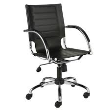 Black Leather Office Chair 11 Stunning Desk Chair Ideas For Your Home Office U2014 Yfs Magazine