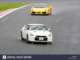 Nissan Gtr Yellow - nissan skyline gtr stock photos u0026 nissan skyline gtr stock images