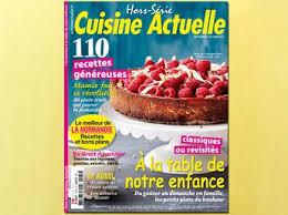 cuisiner le magazine magazine guide du bien manger cuisine actuelle